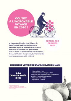 BROCHURE GROUPE 2020